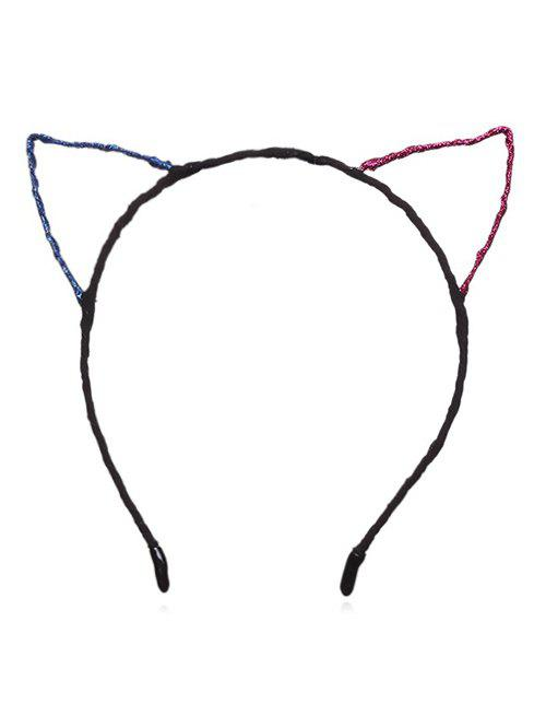 Fashion Cat Ears Shape Christmas Party Hair Band
