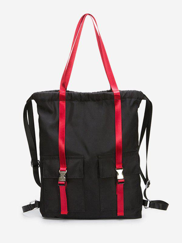 Sale Large Capacity String Design School Backpack