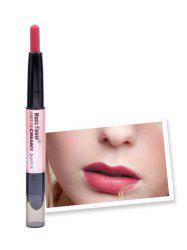 Cosmetic Long Wear Double Ended Silky Lipstick -