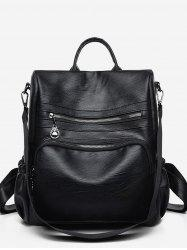 Large Capacity Layered Design Backpack -