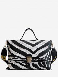 Leopard Star Pattern Cover Tote Bag -