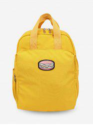Cake Pattern School Backpack -