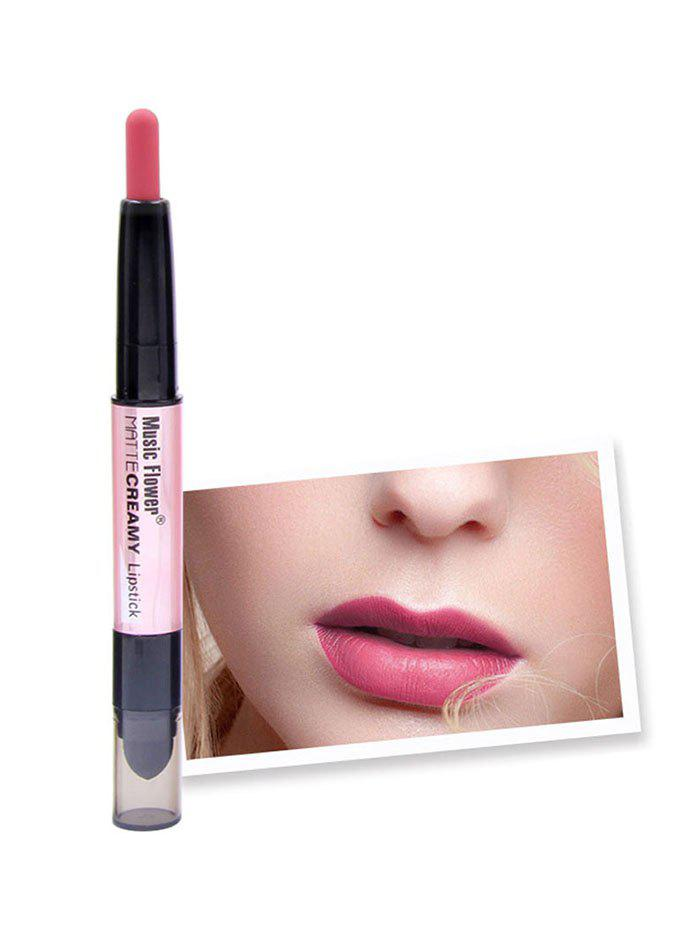 Discount Cosmetic Long Wear Double Ended Silky Lipstick