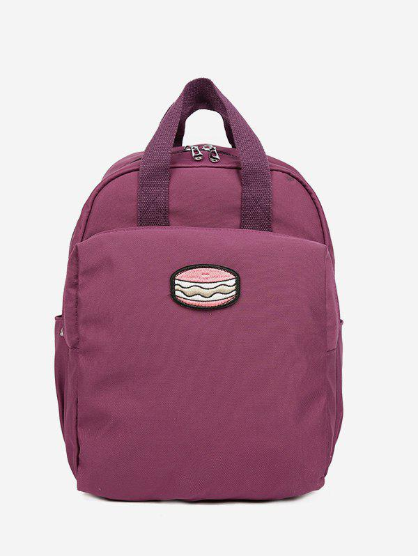 Outfits Cake Pattern School Backpack