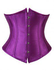Back Lace Up Plus Size Corset -
