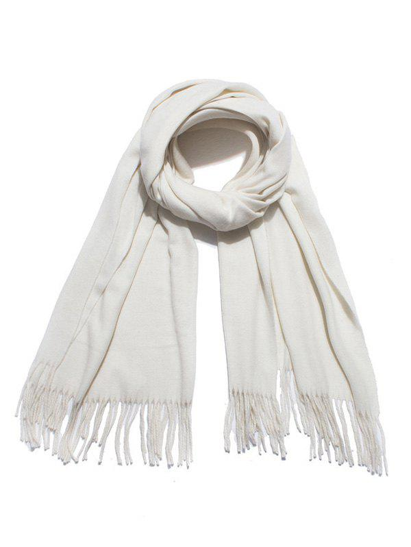 Shop Stylish Solid Color Soft Long Scarf