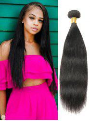 Brazilian Remy Straight Human Hair Weave -