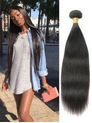 1Pc Human Hair Straight Malaysian Remy Hair Weave -