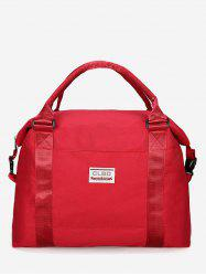 Letter Pattern Large Capaticy Handbag -