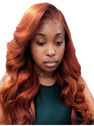 Long Free Part Body Wave Party Synthetic Lace Front Wig -