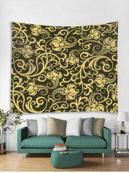 Ethnic Printed Tapestry Art Decoration -
