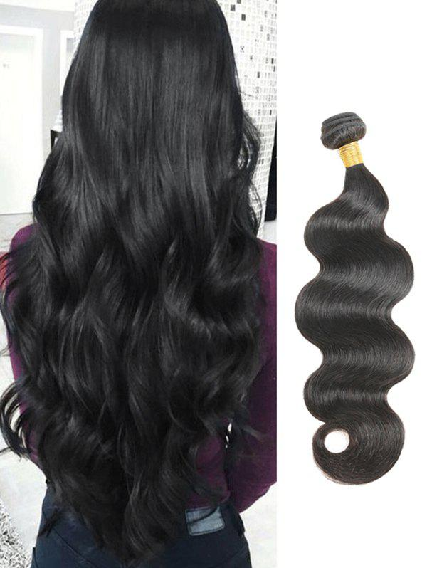 Cheap Real Human Hair Body Wave Indian Remy Hair Weave