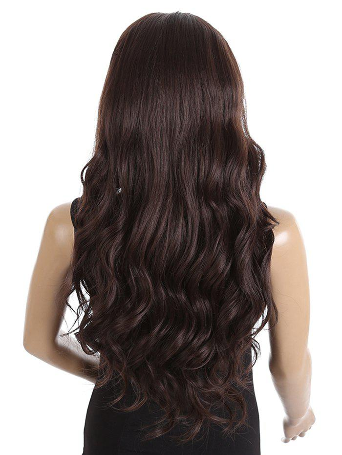 Shops Synthetic Side Parting Long Loose Wave Lace Front Wig