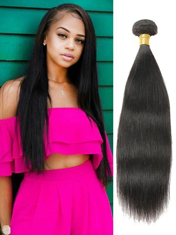 Shop Brazilian Remy Straight Human Hair Weave