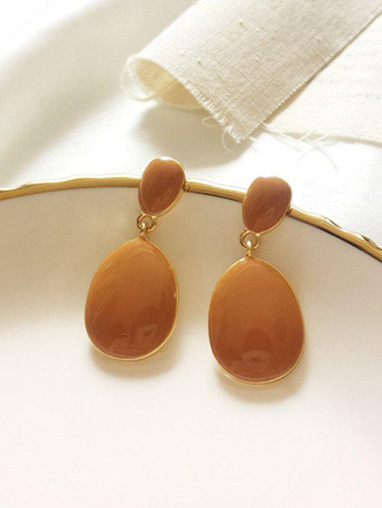 Cheap Simple Geometric Design Dangle Earrings