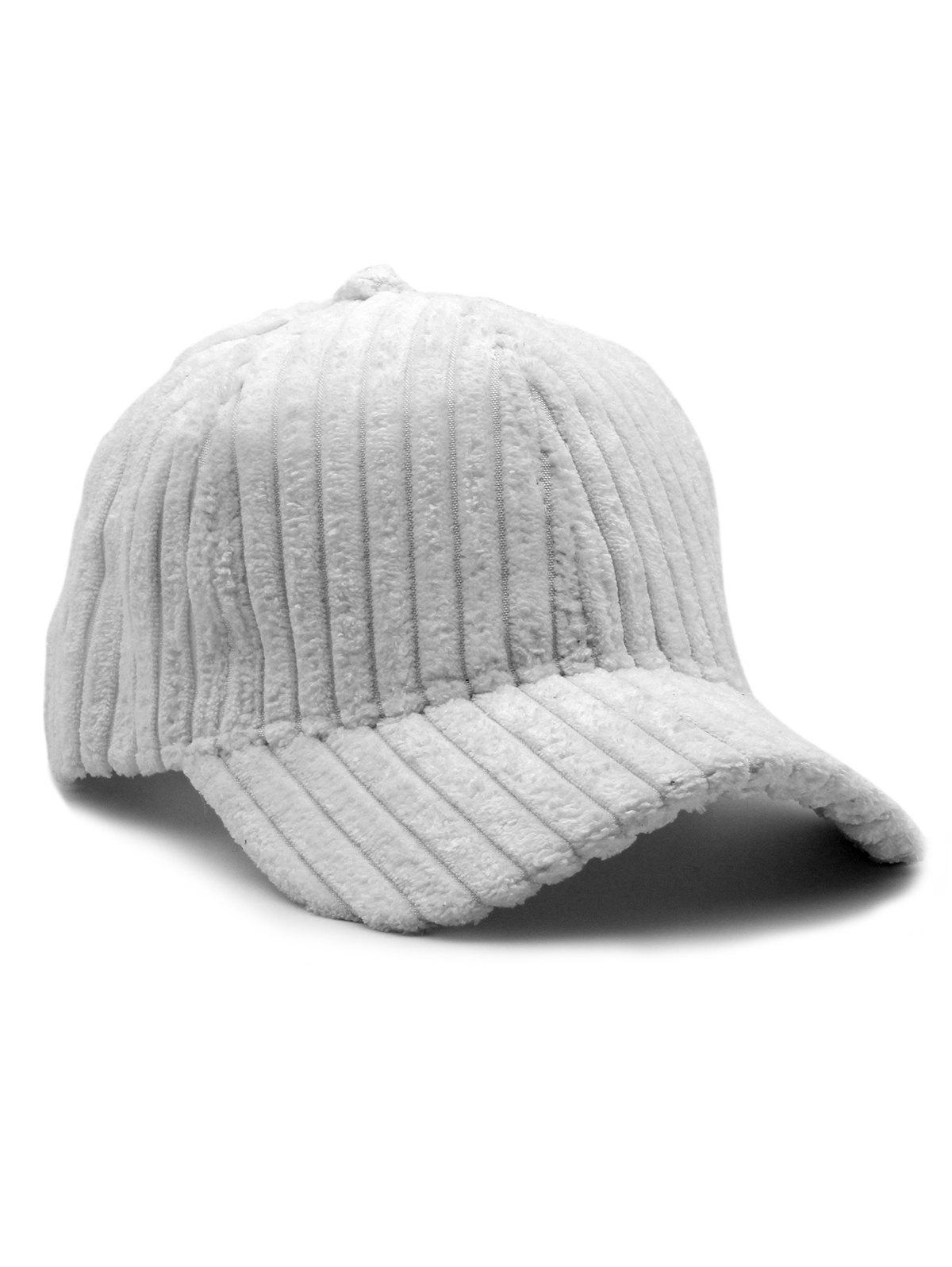 Outfit Thick Striped Adjustable Baseball Cap