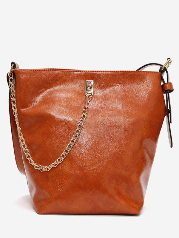 Store Vintage Large Capacity Design Crossbody Bag