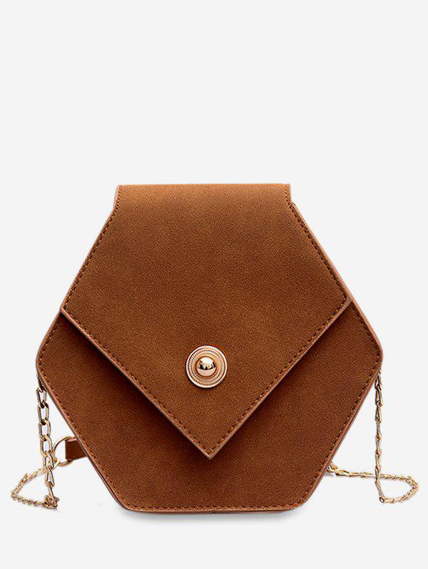 Outfits Link Chain Surb Design Crossbody Bag