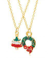 Christmas Bell Decoration Jewelry Set -