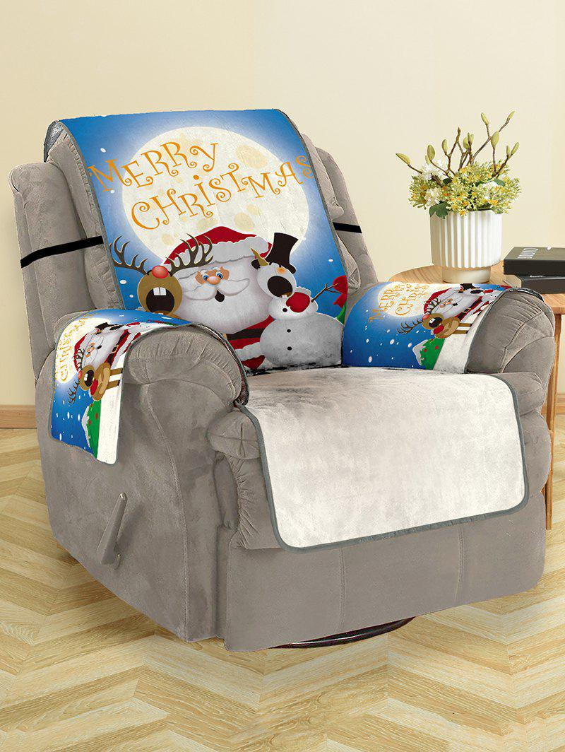 64 Off 2019 Christmas Printed Sofa Cover Rosegal Com