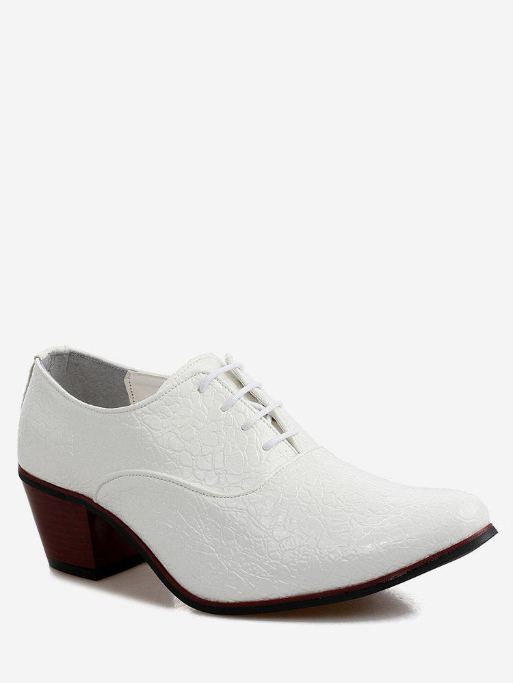 Best Pointed Toe Lacing Business Shoes