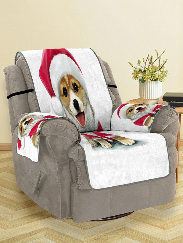 Enjoyable Christmas Dog Couch Cover Ncnpc Chair Design For Home Ncnpcorg