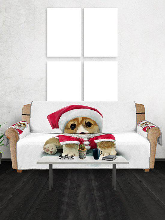 Miraculous Christmas Dog Couch Cover Ncnpc Chair Design For Home Ncnpcorg