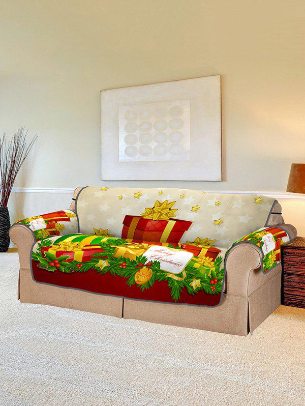 Best Christmas Gifts Pattern Couch Cover