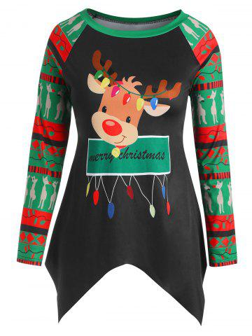 74480cd15 Christmas Tops - Tunic, Long Sleeve And Red Cheap With Free Shipping