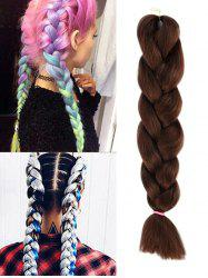 Synthetic Big Braid Hair Extension -