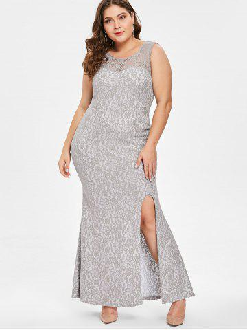 Plus Size Wedding Maxi Dresses