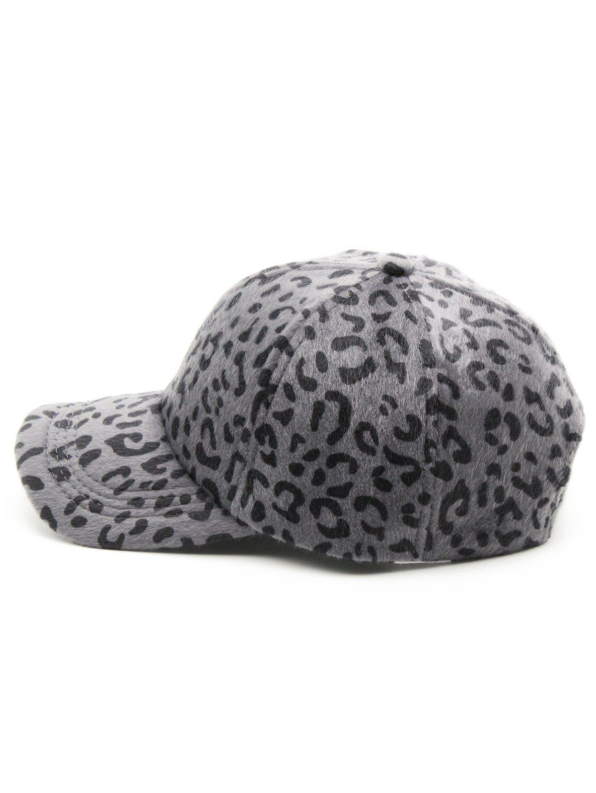Outfits Leopard Print Snapback Hat