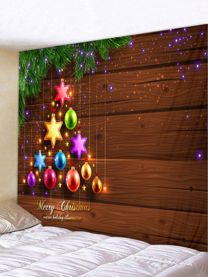 Discount Plank String Light Decor Print Wall Hanging Art Tapestry