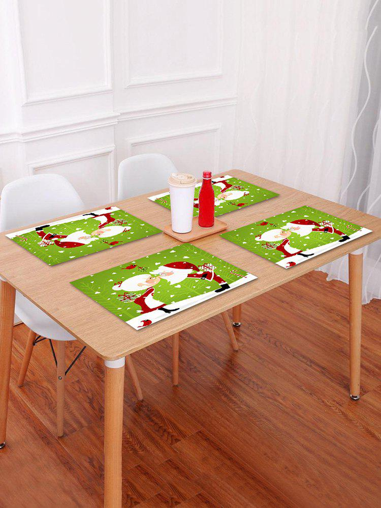 1PC Christmas Lover Printed Placemat thumbnail