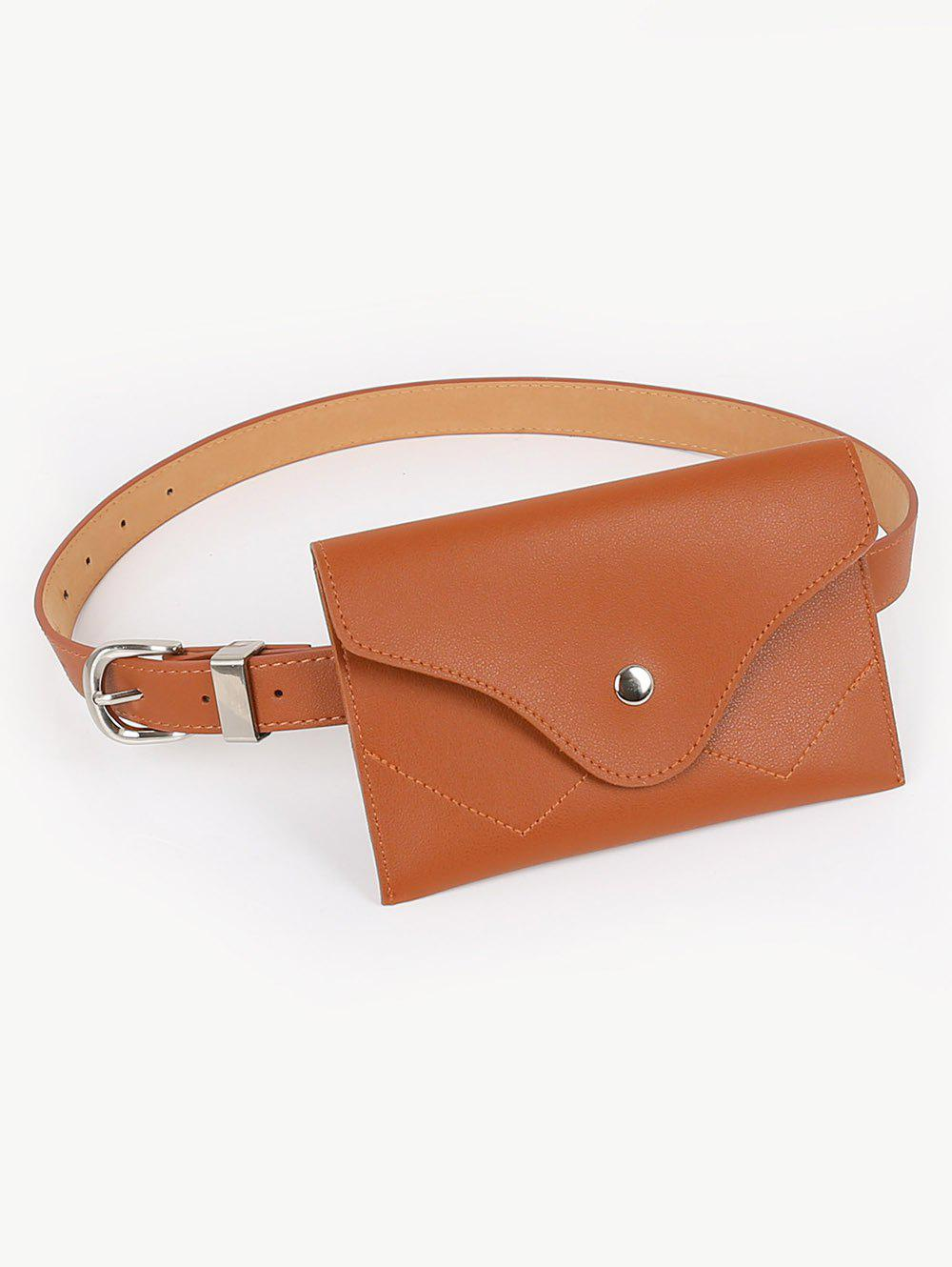 Shops Pin Buckle Fanny Pack Waist Belt Bag