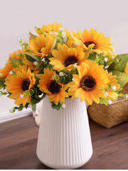Home Decoration Artificial Sunflowers -