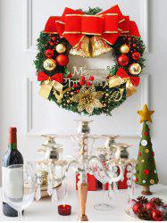 Bowknot Baubles Letters Christmas Garland -