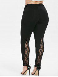 Leggings taille plus slim -