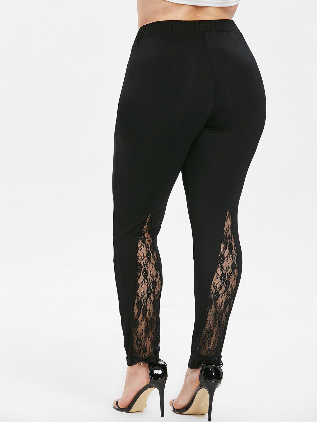 Leggings taille plus slim