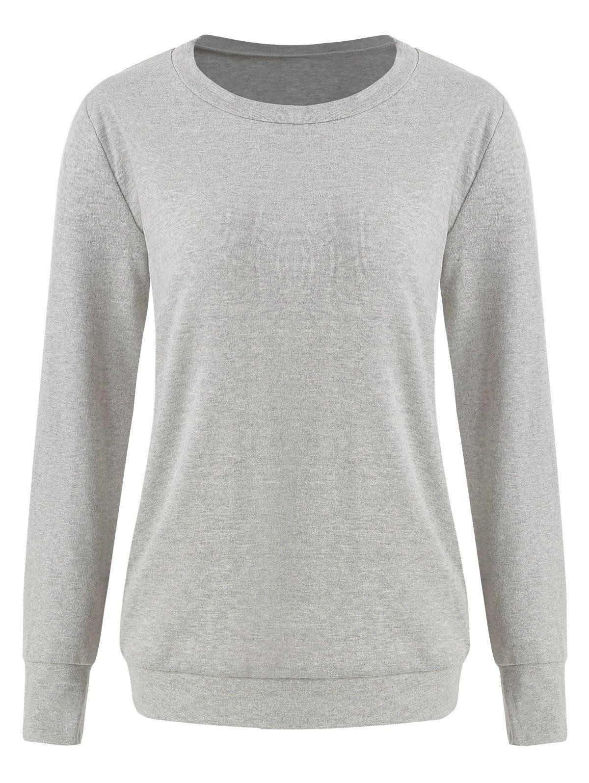 Hot Button Long Sleeve Tee