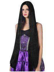 Ultra Long Straight Cosplay Synthetic Wig -