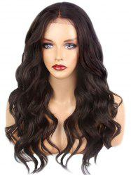 Synthetic Long Wavy Lace Front Wig -