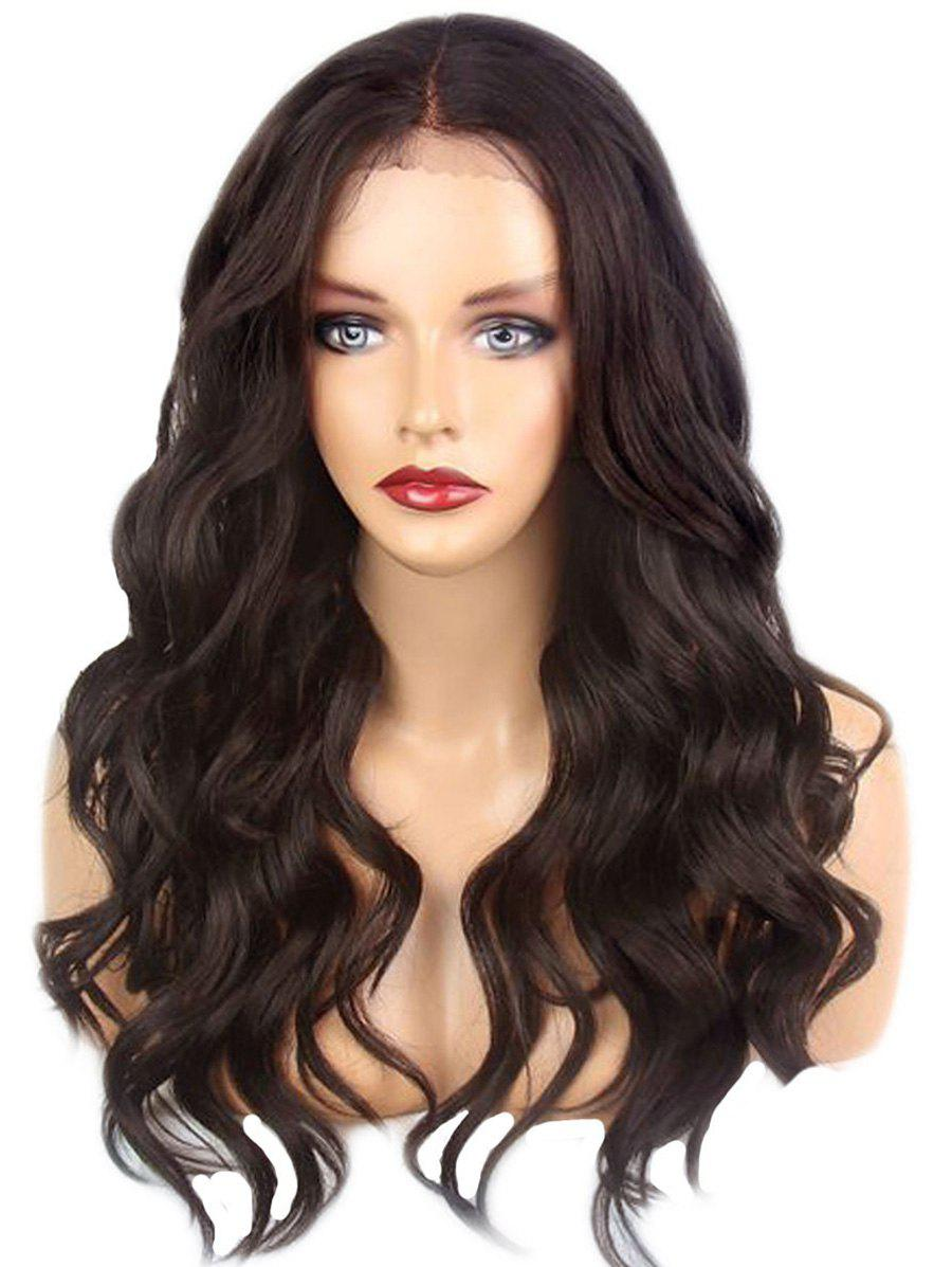 Outfits Synthetic Long Wavy Lace Front Wig