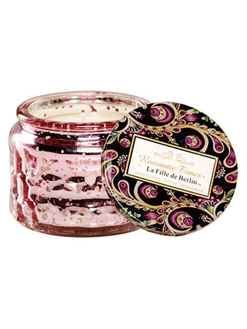 Outfit Starry Glass Jar Coconut Wax Scented Candle