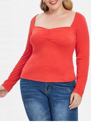 Sweetheart Plus Size Top -