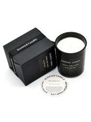Scented Soy Wax Candle with Cup -