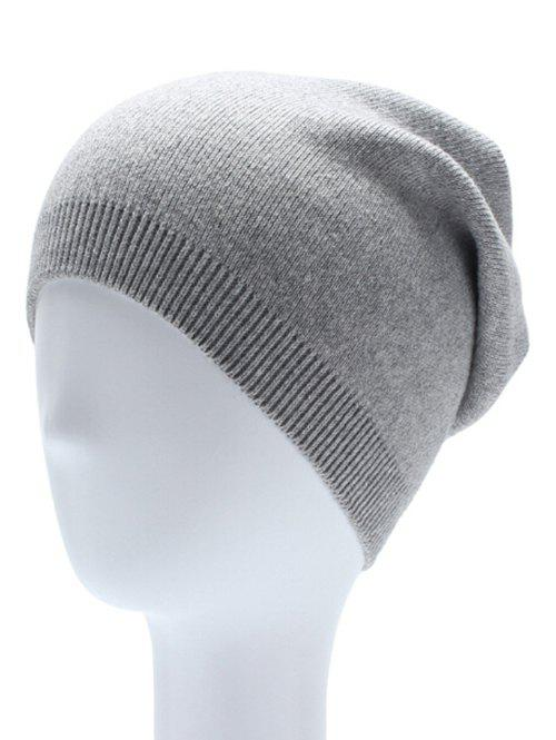 Latest Ribbed Knitted Beanie Hat