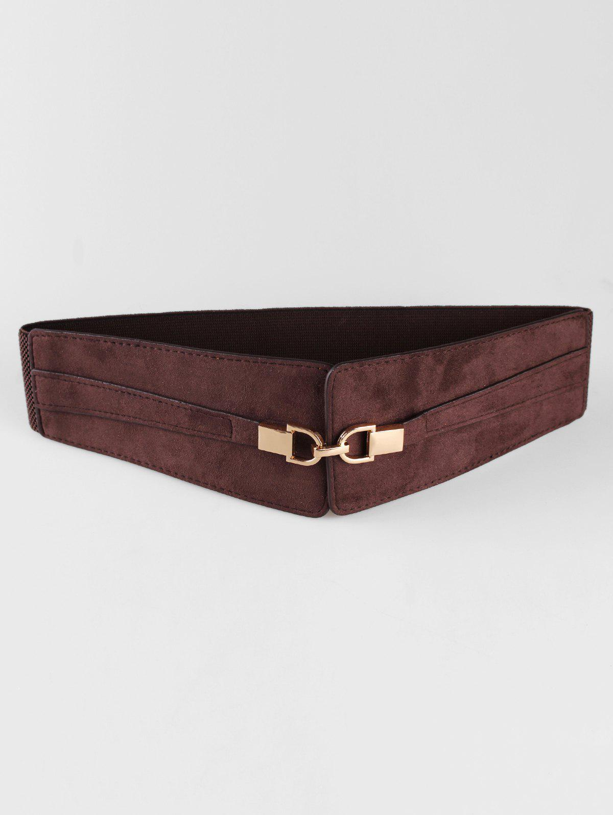 Chic Elastic Hook Waist Belt