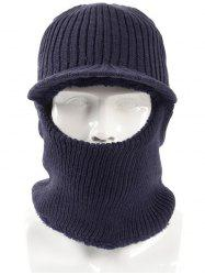 Winter Solid Color Knitted Beanie -