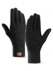 Winter Braid Full Finger Gloves -